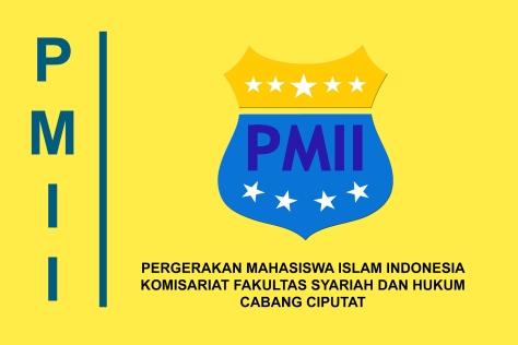 Bendera PMII Uk 90x60
